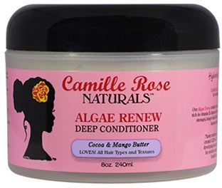 camille rose naturals algae renew deep conditioner natural hair