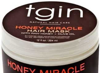 tgin honey miracle mask