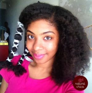 How to stretch natural hair without heat?