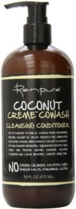 Renpure Coconut Creme Cowash Cleansing Conditioner