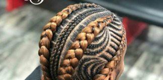 Fishbone Braids Hairstyles