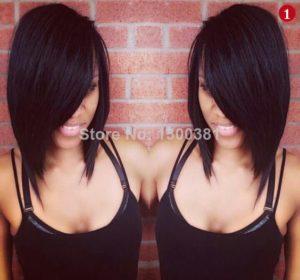 bob U Part Wig