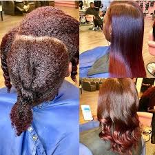 How to do a silk wrap on natural hair?