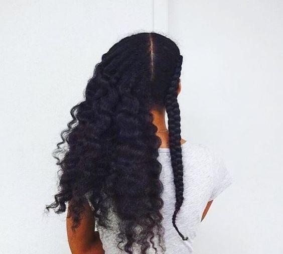 Stretching Natural Hair