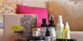 Natural Hair Subscription Box