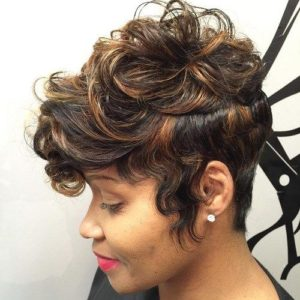 easy quick weave curls