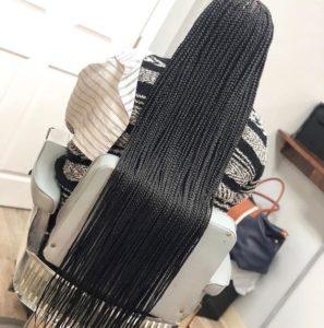 ultra long box braids