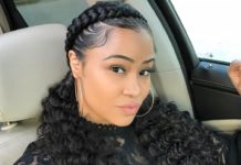 Halo Braid With Weave