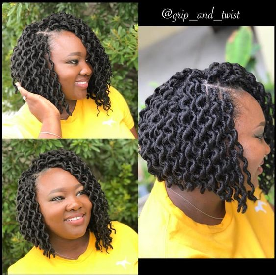 40 Short Crochet Hairstyles