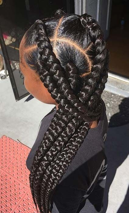 35 Different Types Of Braids For Black Hair