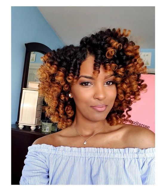40 Short Crochet Hairstyles