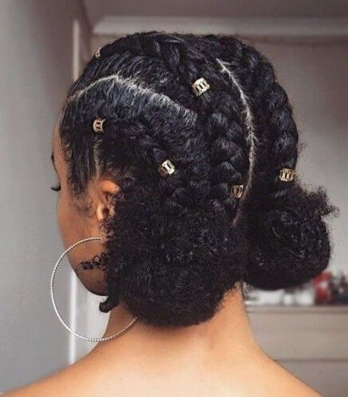35 Natural Braided Hairstyles
