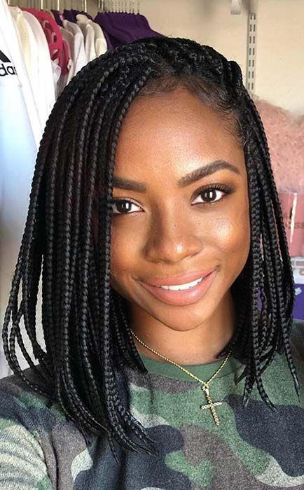 35 Summer Braids Styles For Black Women