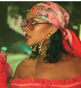 Gucci Head Scarf Wrap