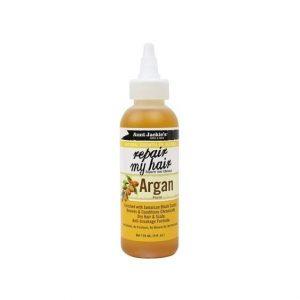 Auntie Jackie's Repair My Hair Argan Oil