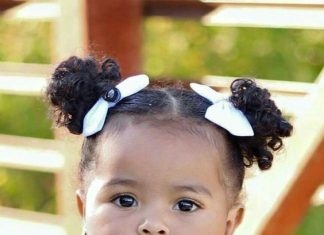 black baby hair products